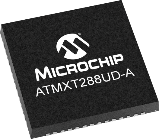 Microchip Technology announces MXT288UD touch controller family