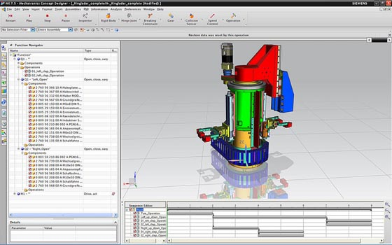 Machine Design Software Generates Open Source Mechatronics Program Code