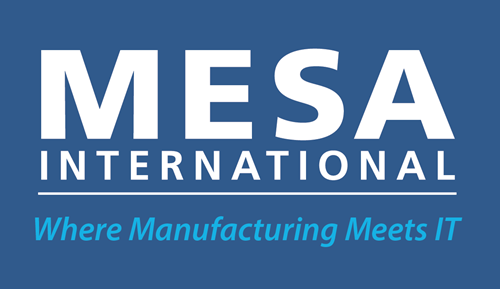 MESA International announces development of 'Model for Smart Manufacturing'