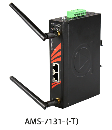Antaira introduces AMS-7131 Series of industrial wireless device