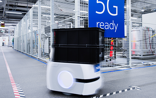 Nokia and WEG Brazil Launch Industry 4.0 Project with 5G Standalone Private Wireless