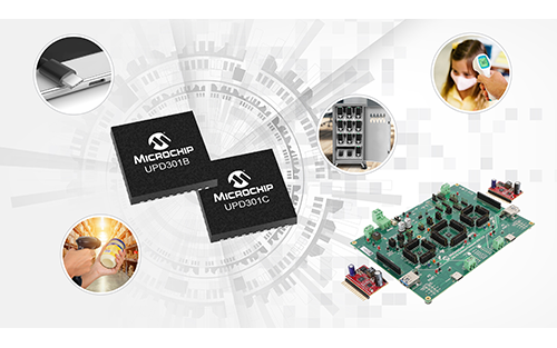 Microchip's Open Source Power Delivery Software Enables Code Integration for USB System Differentiation