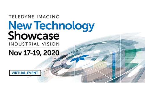 Teledyne Imaging's Virtual Event to Showcase Latest Solutions for Industrial Imaging