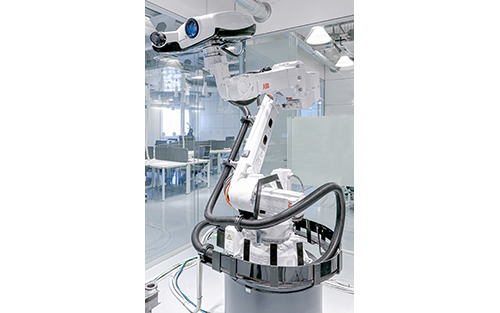ABB's New 3D Inspection Robot Cell Makes Quality Control Testing Ten Times Faster