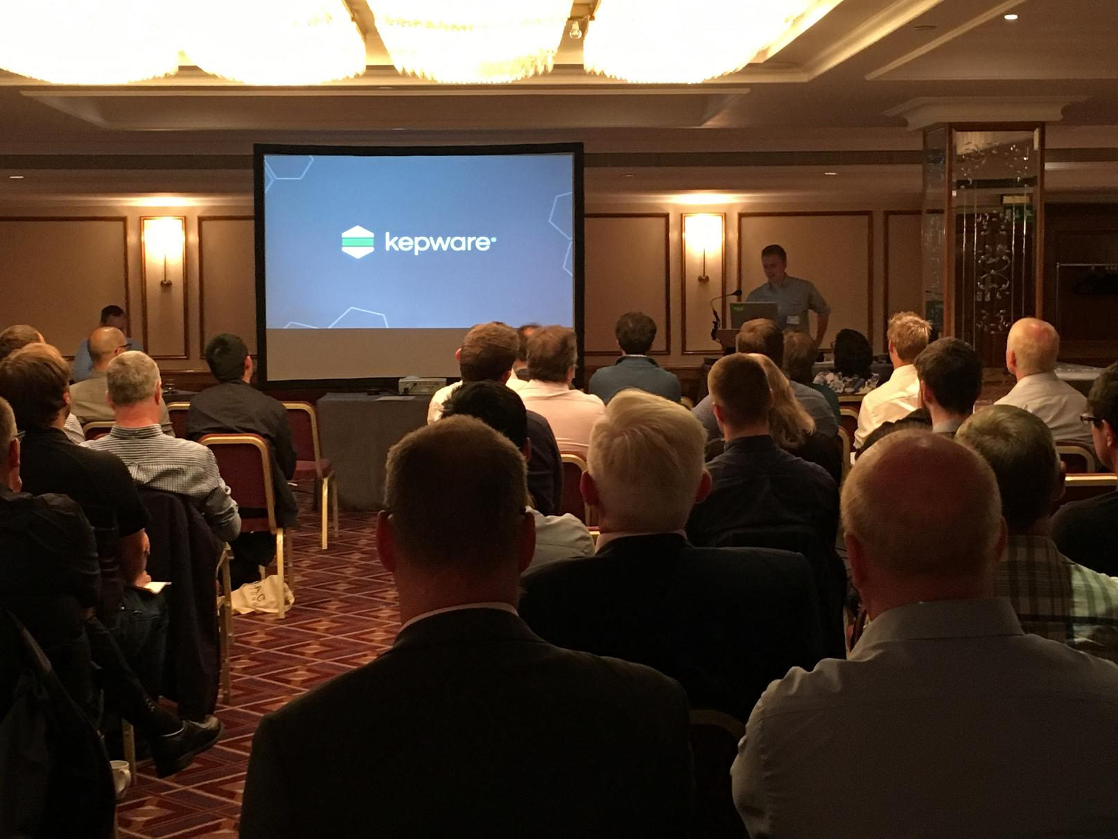 Kepware and MacSolutions co-host first KepwareOPC Discovery Day in the United Kingdom