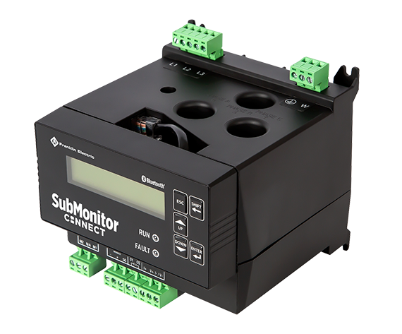Franklin Electric introduces SubMonitor Connect electronic motor protector