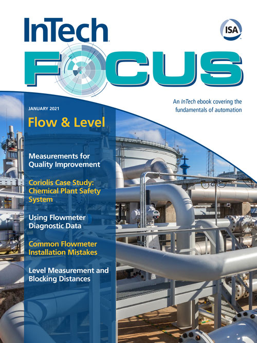 InTech Focus: Flow & Level 2021