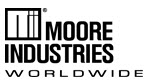 Moore Industries announces Instrument Panels and Systems engineering service
