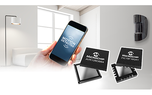 Microchip Announces Microcontrollers that Solve Tough Analog System Design Challenges