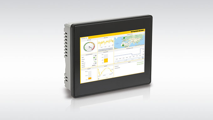 Turck announces TX700 programmable series of HMI/PLCs