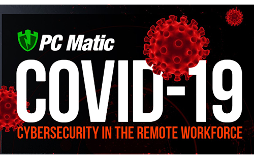 PC Matic Survey Finds One Year After Onset of Pandemic, Employer Telecommute Cybersecurity Practices Still Inadequate