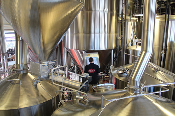 Rockwell Automation helps Ithaca Beer enhance brewery automation process