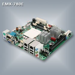 Avalue announces EMX-780E Mini-ITX motherboard