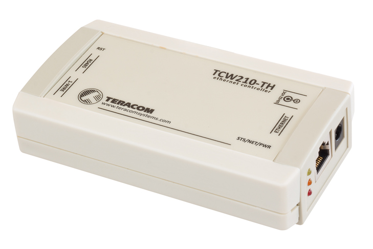 Teracom releases TCW210-TH data loggers