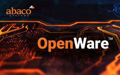 Abaco Announces OpenWare V6.4, a New Version of the Industry's Most Flexible Network Management Software