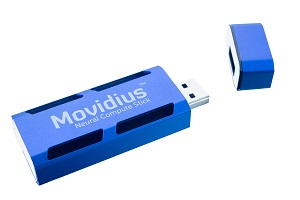 RS Components introduces Intel Movidius Neural Compute Stick (NCS)