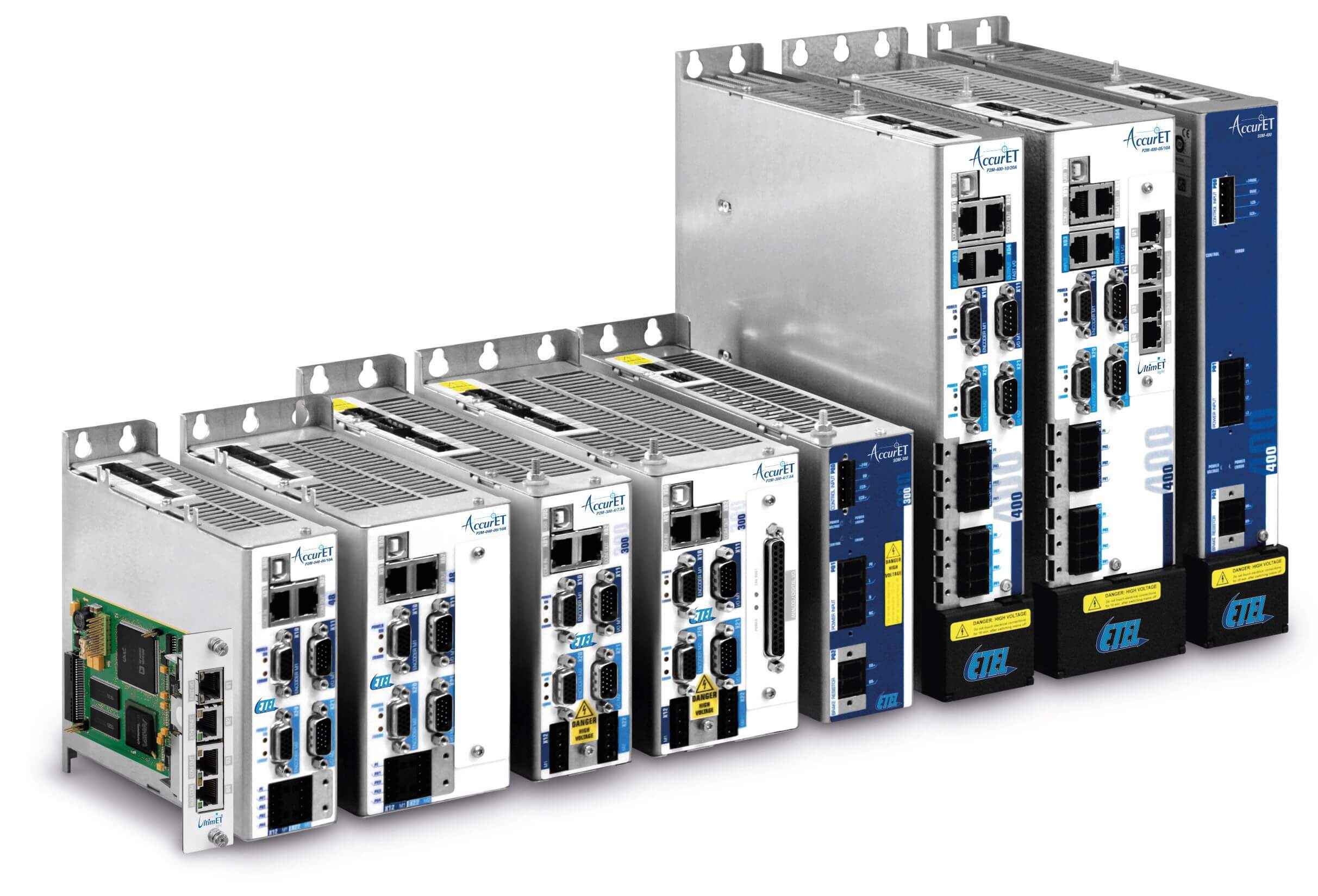 HEIDENHAIN announces ETEL-brand AccurET controls with EtherCAT compatibility