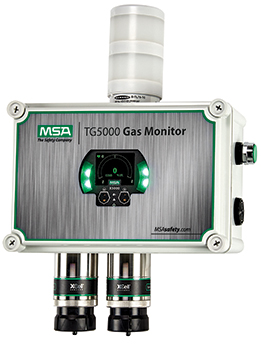 MSA Safety introduces TG5000 Gas Monitor