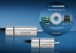 Faulhaber releases tiny 2232/2250 motor drives