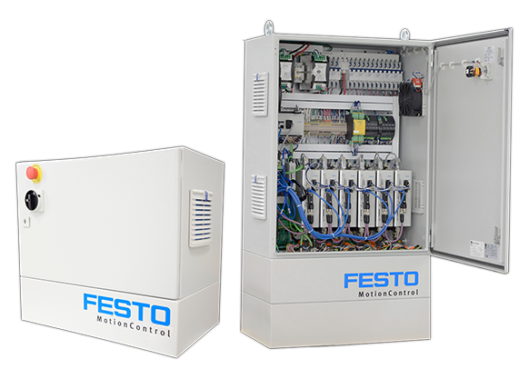 Festo introduces Festo Motion Control Package control system