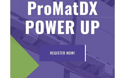 In-Person ProMat 2021 Cancelled as Plans Power Up for ProMatDX