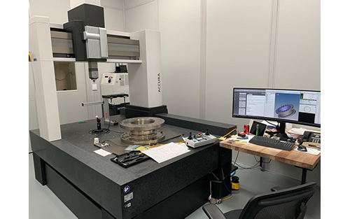S. Himmelstein and Company Installs Coordinate Measuring Machine for Highly Accurate Measurements