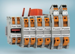 Phoenix Contact expands Power Turn high-current terminals
