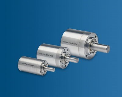 Faulhaber introduces 42GPT metal GPT planetary gearheads