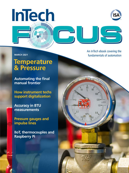 InTech Focus: Temperature and Pressure