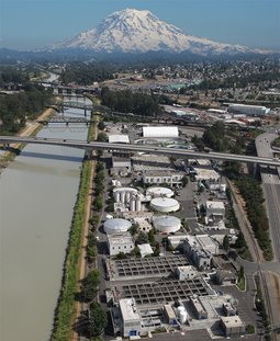 Rockwell Automation helps City of Tacoma upgrade DCS to enhance visibility in wastewater treatment