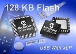 Microchip announces two high-density 8-bit microcontrollers