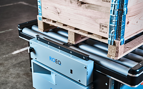 ROEQ Discusses Future of Mobile Robots for Warehouse Automation, Debuts New Products