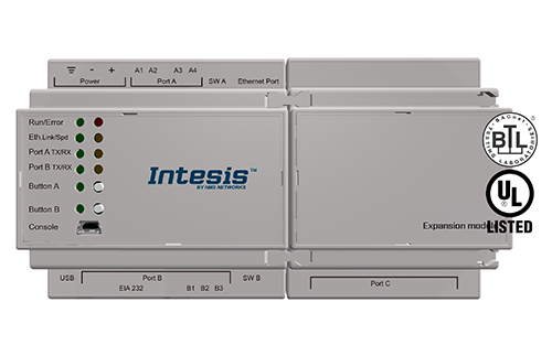HMS Networks' New Intesis Gateway Makes Communication Between EtherNet/IP and BACnet Easy