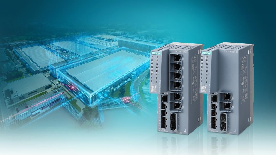 Siemens announces Scalance SC-600 Industrial Security Appliance with Bridge Firewall