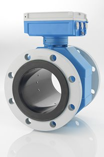 Endress+Hauser introduces Promag W 300/400/500 flowmeters
