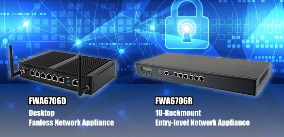 IBASE announces FWA6706 series network appliance