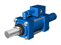 Eaton announces release of electrohydraulic cylinders with valve integration