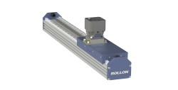 Rollon releases R-Plus Rack and Pinion actuator