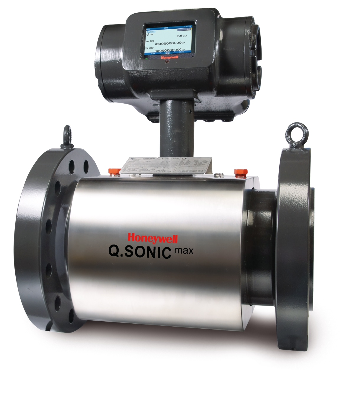 Honeywell releases Q.Sonicmax  ultrasonic gas flow meter