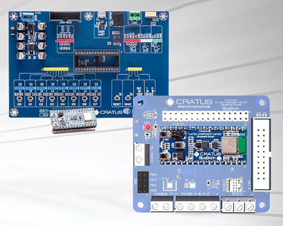 Fujitsu Components announces BlueBrain development platform with breakout board and interface board