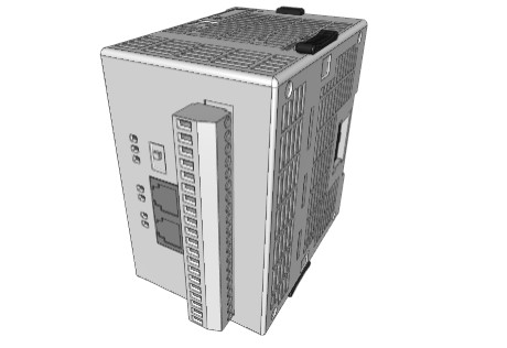AutomationDirect Unveils 3D CAD Files for Product Design
