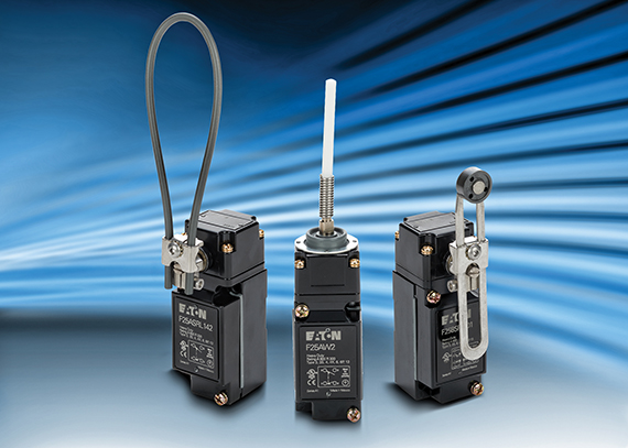 AutomationDirect introduces Eaton F25 Series of NEMA limit switches