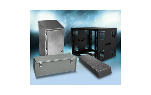 AutomationDirect Provides Hammond Data Communications Racks, Sanitary Enclosures, Miniature Cases, Wire Trough and Wireway