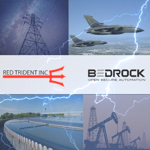 Red Trident announces joining of Bedrock Automation Systems Integration Network
