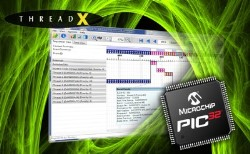 Express Logic updates ThreadX RTOS for Microchip's MPLAB