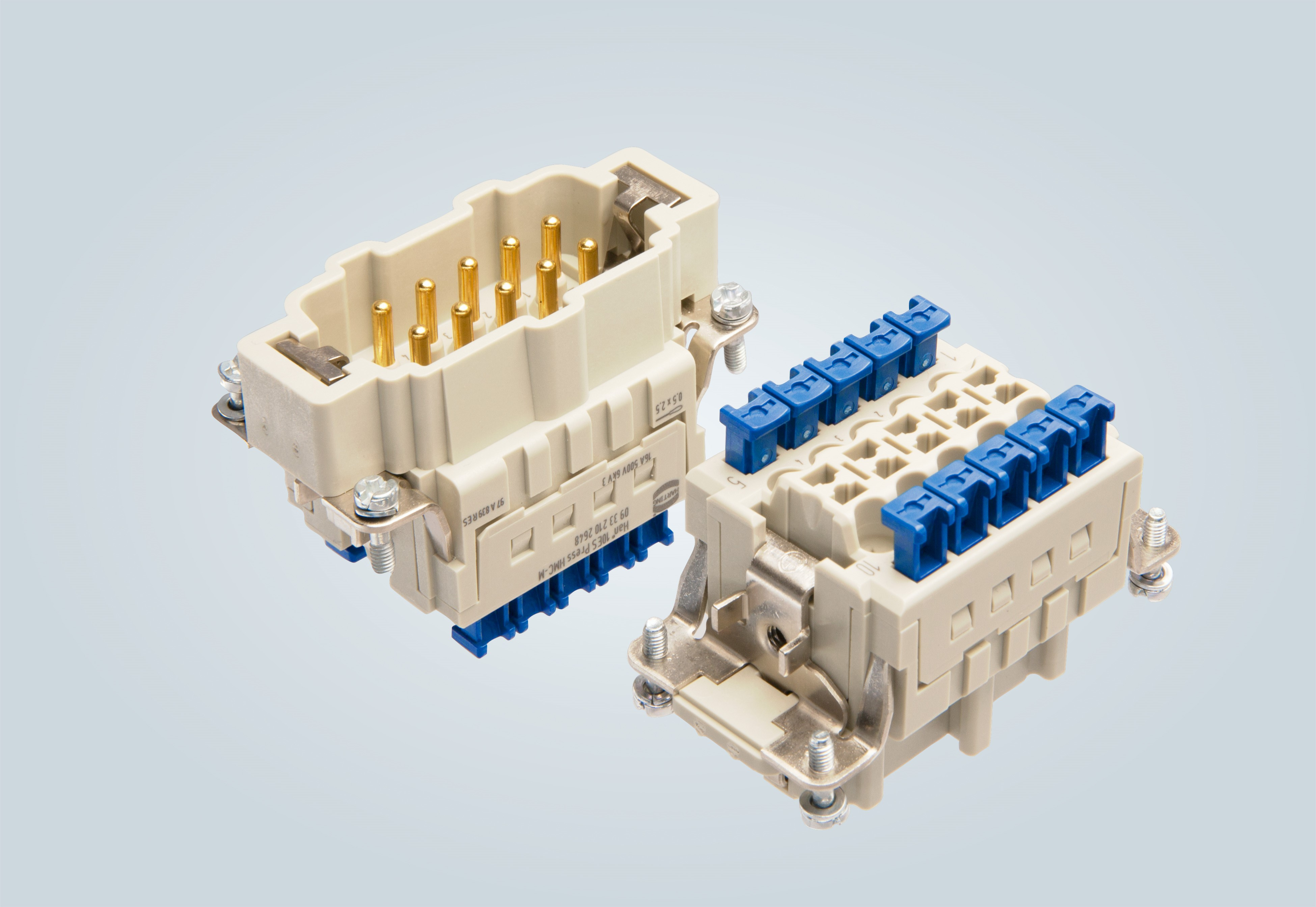 HARTING announces Han M23 Power-Hybrid connector