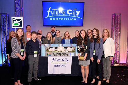 Bentley Systems and DiscoverE announce Indiana students as winners of 2020 Future City Competition