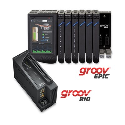 Opto 22 announces version 2.0 of groov EPIC firmware