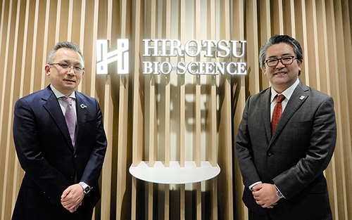 Yokogawa and HIROTSU BIO SCIENCE Sign Investment and Partnership Agreement