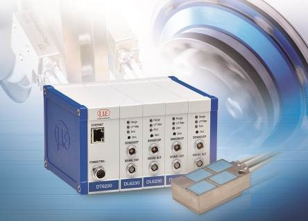 Micro-Epsilon introduces capaNCDT DTV capacitive displacement measurement system